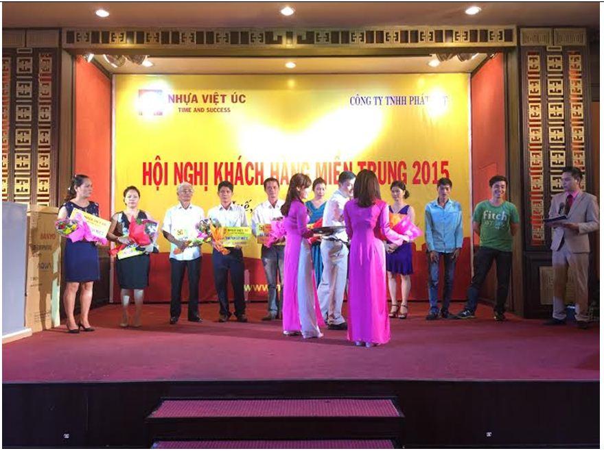 Hội Nghị Khách Hàng Miền Trung 2015
