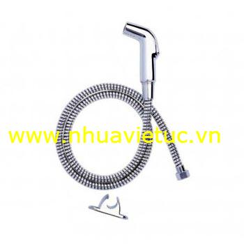 Bộ vòi xịt TC Korea (Vòi, dây, chân) - T131